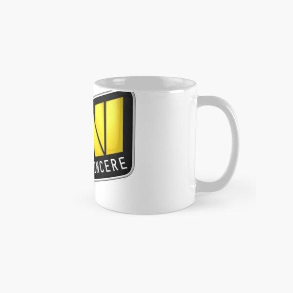 """Team """"Natus Vincere""""Logo Classic Mug"""