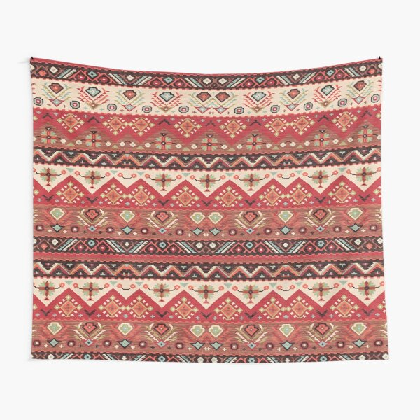 Bohemian Oriental Traditional Moroccan Original Style Design Tapestry