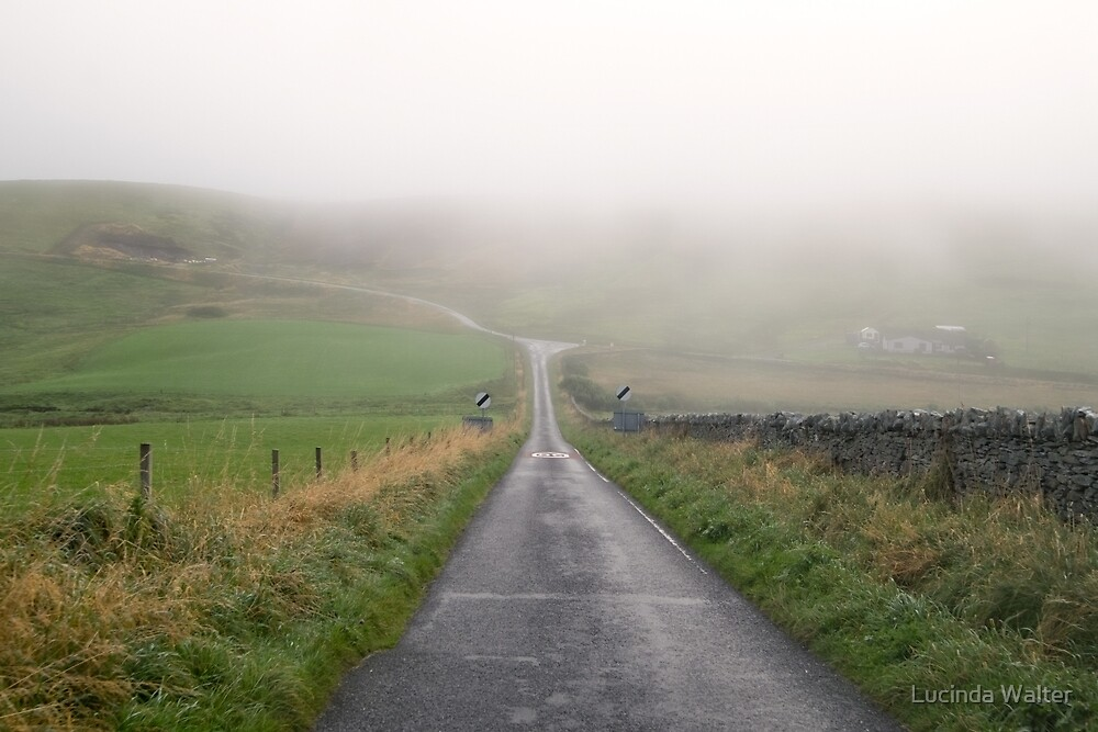 The Road Leads Back To You by Lucinda Walter