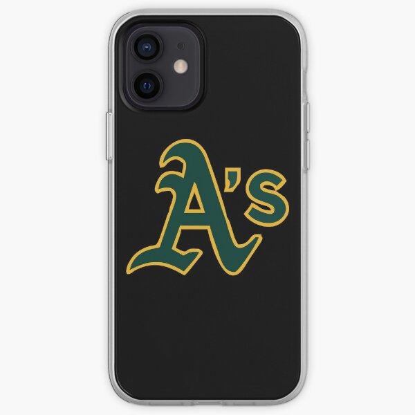 The Swinggin' A's iPhone Soft Case