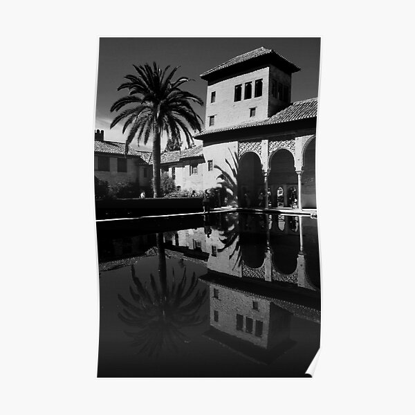 Partal, Alhambra, Spain Poster