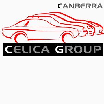 Canberra Celica Club - Light design by PetroniusArbit