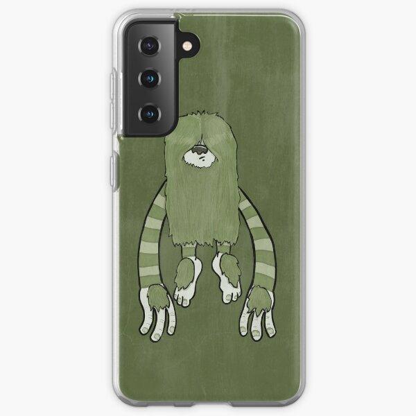 Clive the Bunyip Samsung Galaxy Soft Case