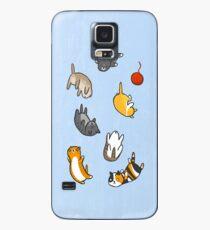 Kitten Rain Case/Skin for Samsung Galaxy