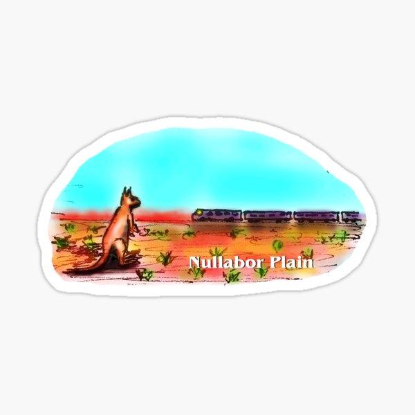 Nullabor Plain Sticker