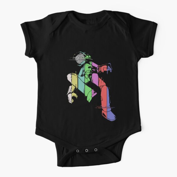 Canti - Glitch Short Sleeve Baby One-Piece