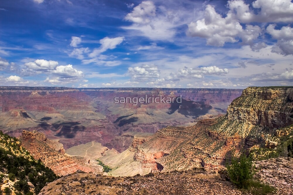 Grand Canyon 6 by sangelrickard