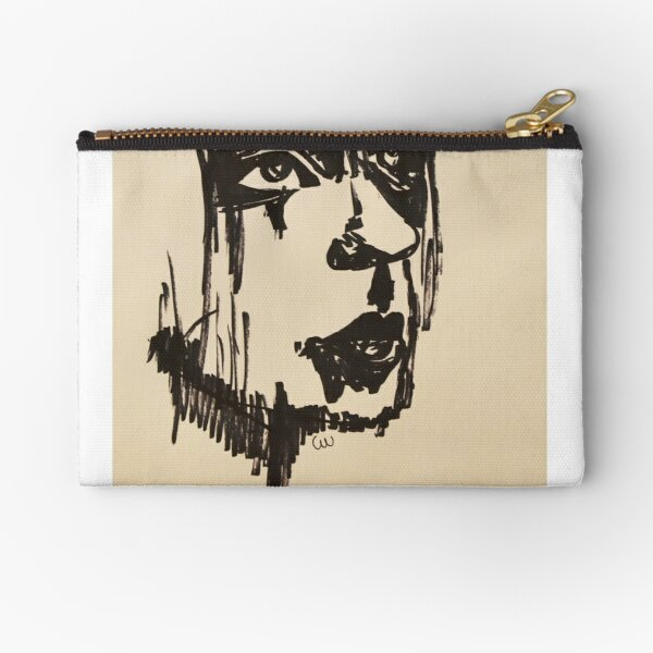 Man Zipper Pouch