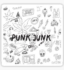 Punk Junk Sticker