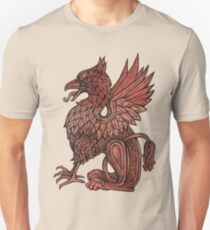 Red Gryphon Unisex T-Shirt
