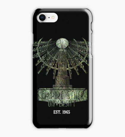 Empire State University iPhone Case/Skin