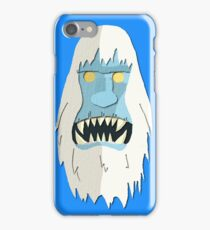 Yeti iPhone Case/Skin
