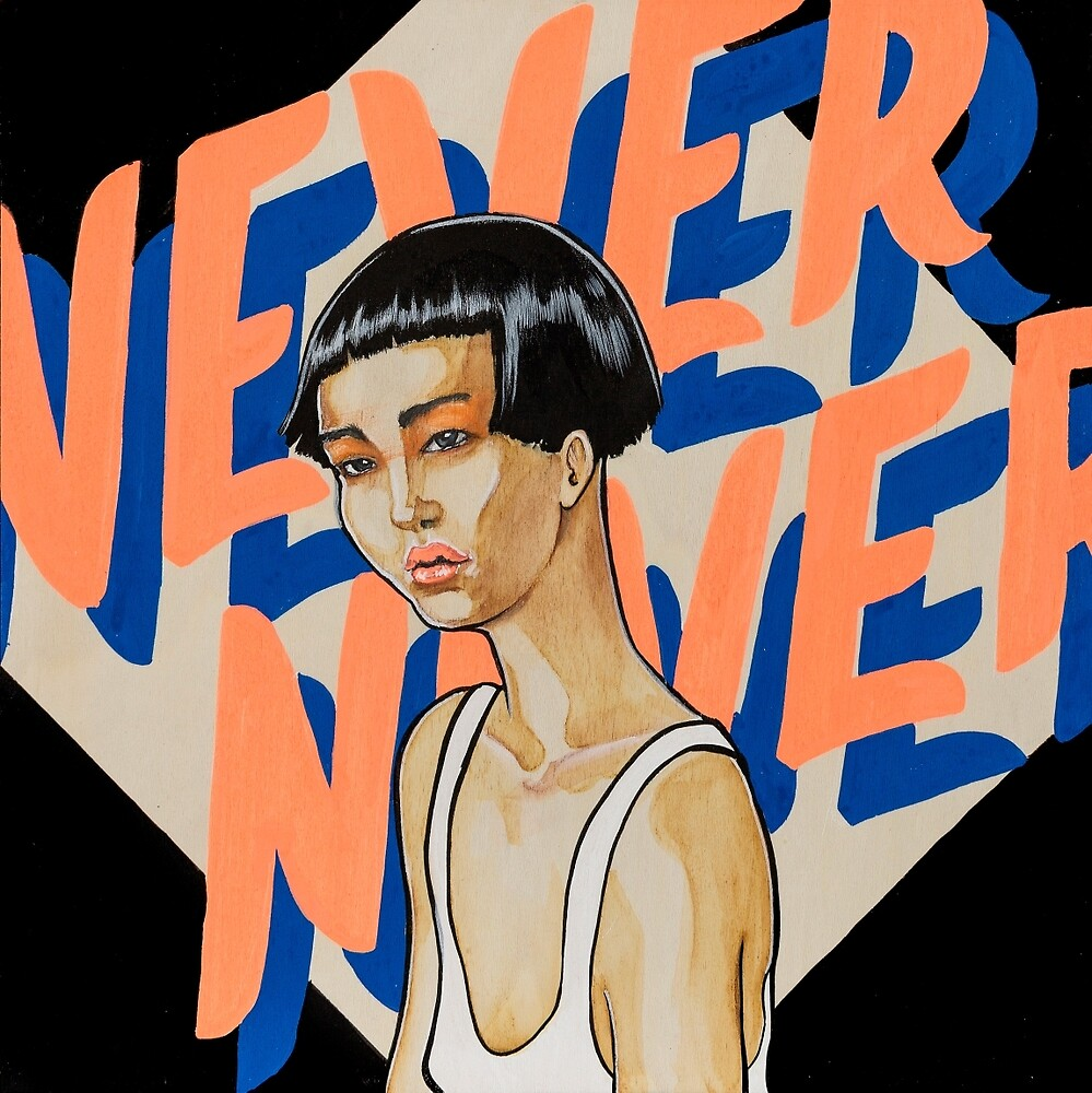 Never Never by George Rose