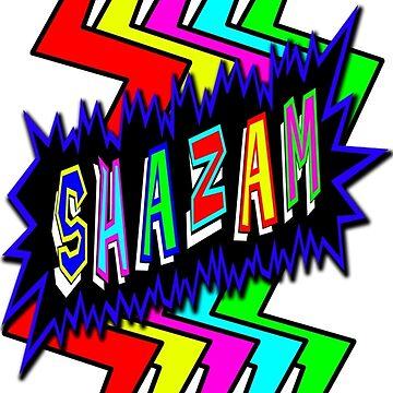SHAZAM!!! by Schultzyboy