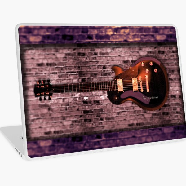 ...Rock & Roll... Laptop Skin