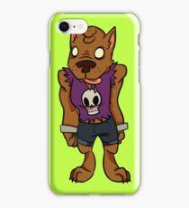 Jorts Wolf iPhone Case/Skin