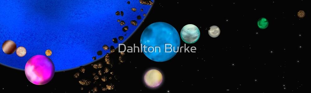 Space Arm by Dahlton Loyd