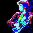 Mike Bloomfield by stanraleigh