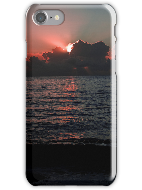 Sunrise iPhone Case by Country  Pursuits