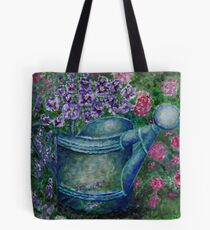 Water for the Flowers Tote Bag