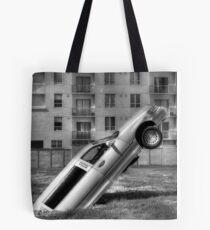 Flying Limo Tote Bag