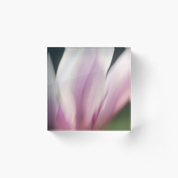 Magnolia 9761 Acrylic Block