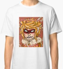 Simian Peach Chai Oolong Tea Classic T-Shirt