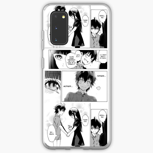 Benio x Rokuro <3 - Twin star exorcist Samsung Galaxy Soft Case