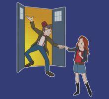 'Straight On 'Til Morning' (Peter Pan / Doctor Who)
