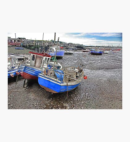 Fishing Fleet - Paddy's Hole Photographic Print