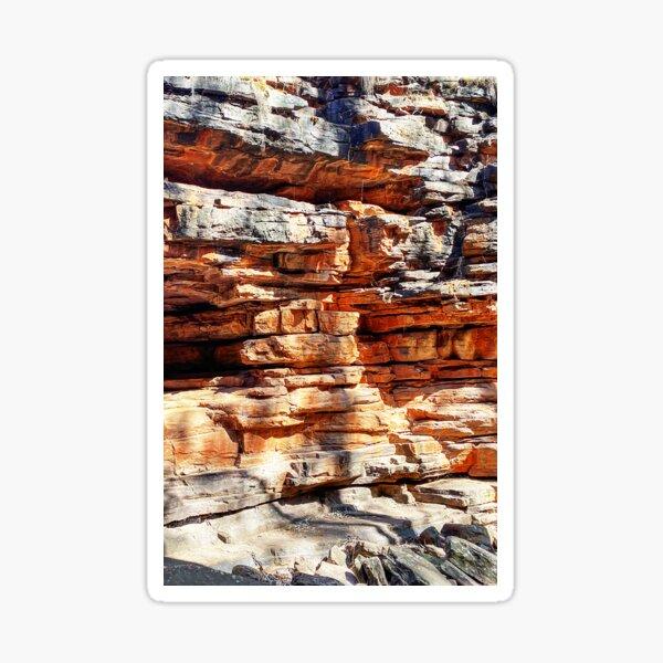 Copy of Alligator Gorge at Mt Remarkable South Australia Sticker