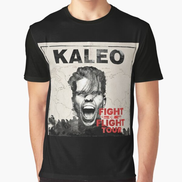 Band Music Kaleo Tour Graphic T-Shirt