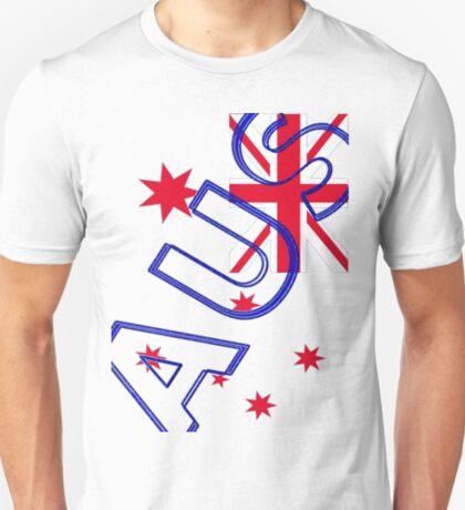 AUS Flag T-Shirt