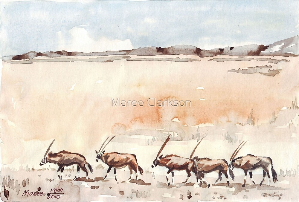 Meet South Africa! by Maree Clarkson