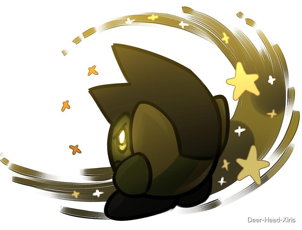 KIRBY YELLOW DIAMOND  by Deer-Head-Xiris