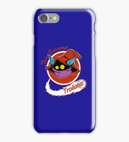 Tar Swamp Trollans iPhone Case/Skin