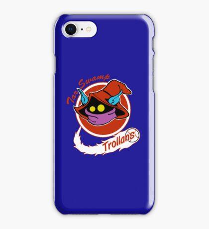 Tar Swamp Trollans iPhone Case/Skin