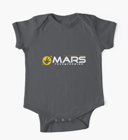 Mars Terraforming (Total Recall) Kids Clothes