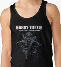Camiseta de tirantes Harry Tuttle - Ingeniero de calefacción