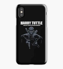 Harry Tuttle - Heating Engineer iPhone Case