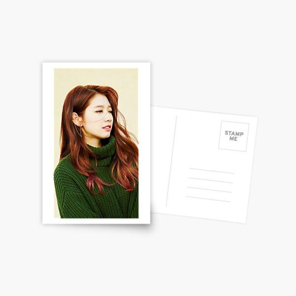 Park Shin Postcard