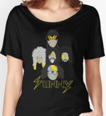 Sunny Gang Women's Relaxed Fit T-Shirt
