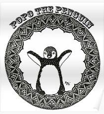 Popo the Penguin Poster