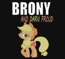 BRONY & PROUD - AJ