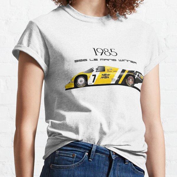 1985 24 Hour Endurance Winning 956 Race Car Classic T-Shirt