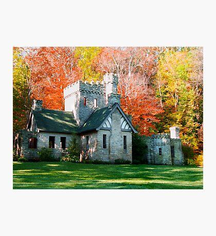 Squires Castle  Photographic Print