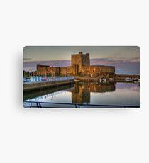 Carrickfergus Castle Canvas Print
