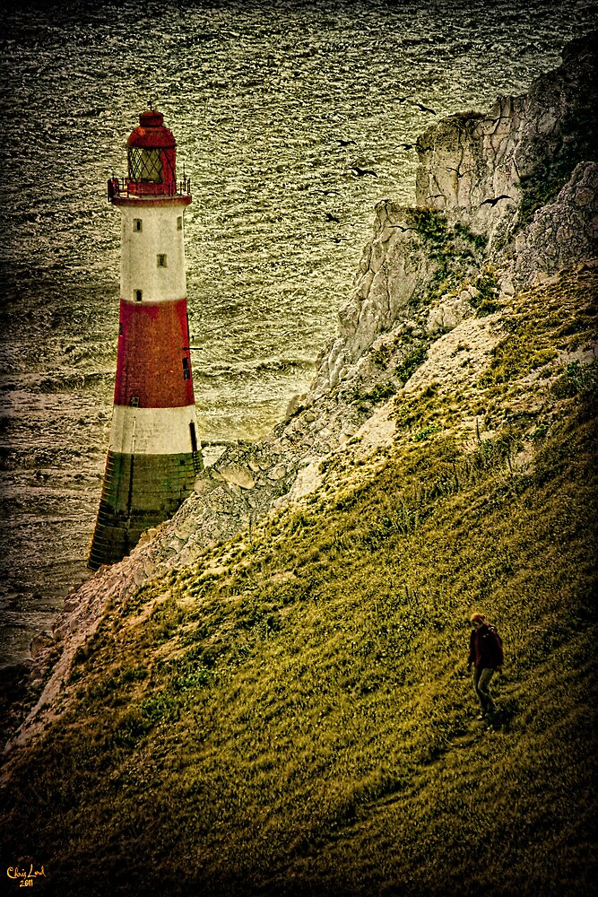 On Beachy Head by Chris Lord
