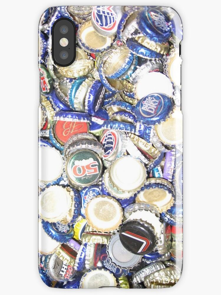 Beer Caps by Alexandre Bonneau