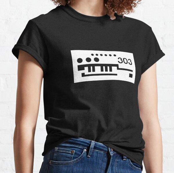 303 (white print) Classic T-Shirt